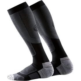 Skins M's Essentials Active Thermal Compression Socks Black/Pewter